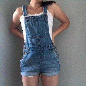 🎈 MADEWELL denim overalls